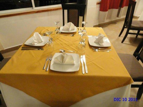 Hotel Vista Lago Ecoresort: Area de Alimentos