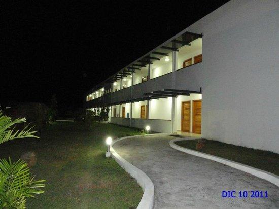 Hotel Vista Lago Ecoresort: vista de las habitaciones