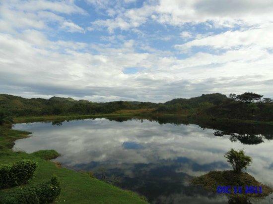 Hotel Vista Lago Ecoresort : paisaje desde la habitacion