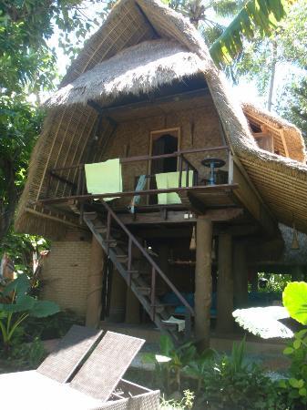 Lumbung Damuh: Front room