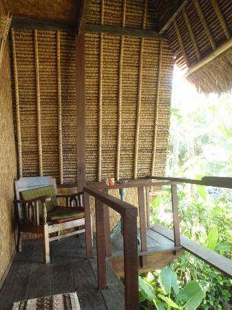 Lumbung Damuh: Balcony
