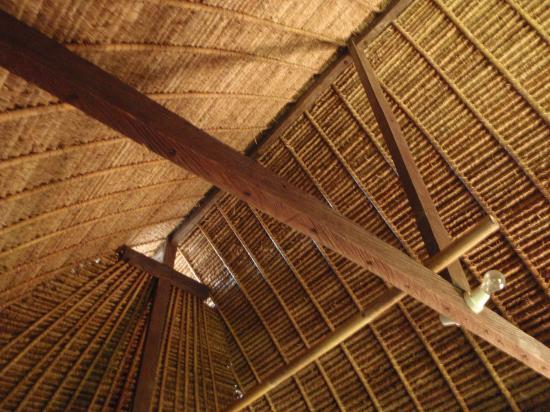 Lumbung Damuh: Roof