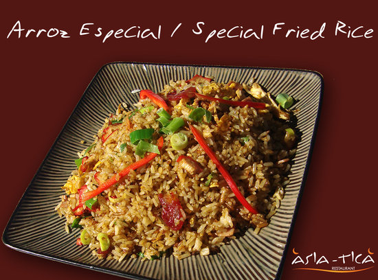 Asia Tica Coco: Special Fried Rice