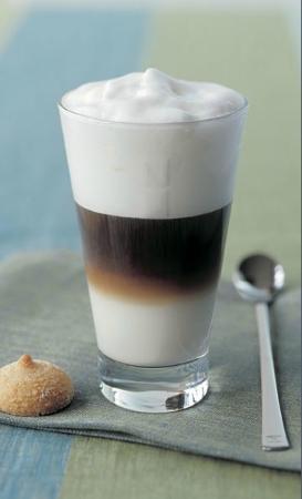 Zeezicht Restaurant : Nice and tasty nespresso coffee latte