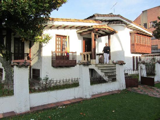 Casa Hotel Marques de la Plata: Exterior