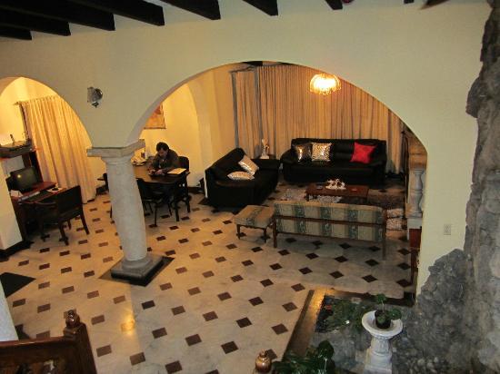Casa Hotel Marques de la Plata: Lobby