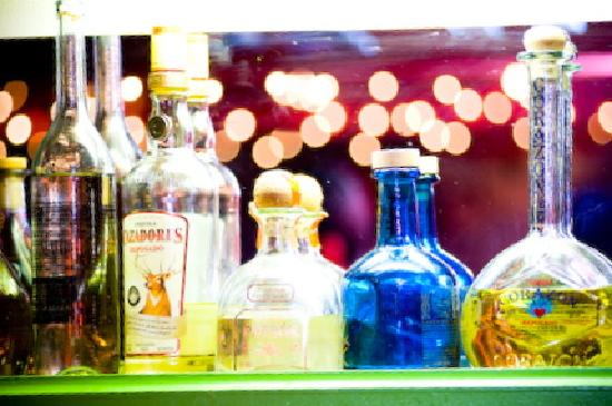 The Cantina: Stocked with more than 40 varieties of tequila