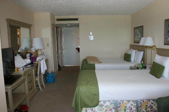 Sandcastle Resort at Lido Beach: Hotel Room