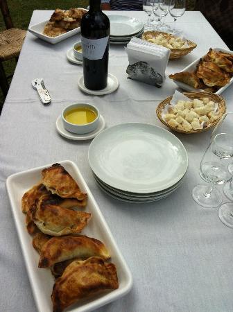 Bodega Familia Antonietti: Appetizer