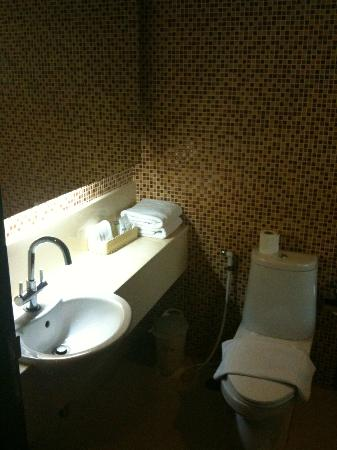 Darjelling Boutique: Bathroom