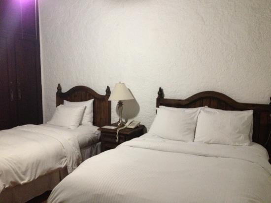 Hotel Casa Naranja: habitación muy limpia