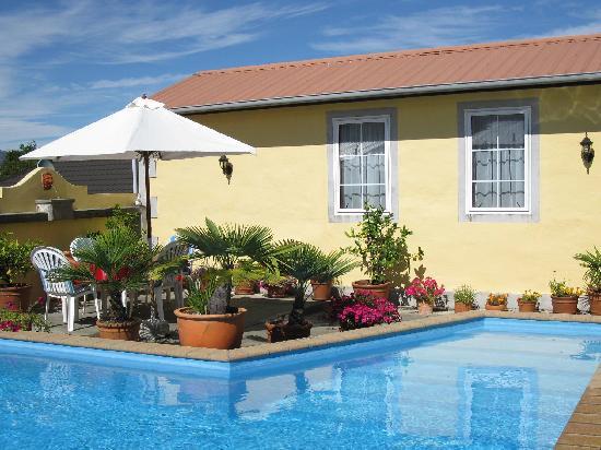 Beachside Villas Motel : Swimming Pool