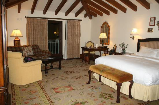 The Lodge at Sea Island: Standard room in the lodge - Loved it!