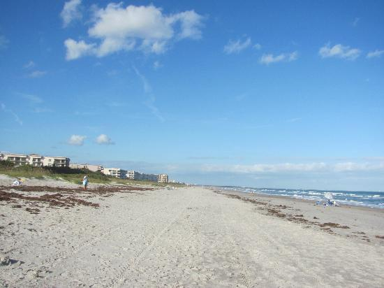 Jetty Park Just North Of Cocoa Beach