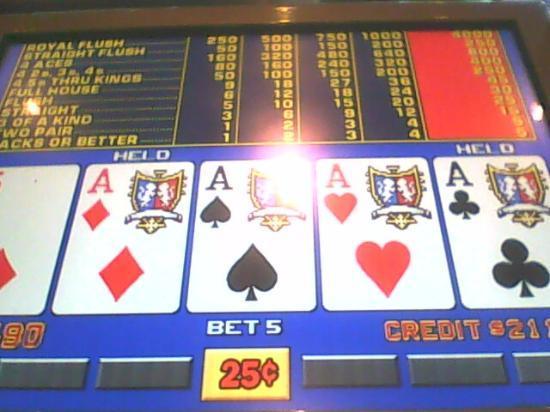 Tachi Palace Hotel & Casino: casino fun.
