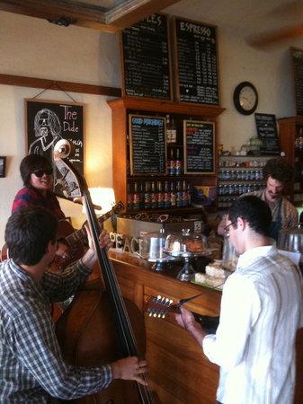 Linnaea's Cafe