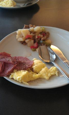 Residence Inn San Jose South: Breakfast