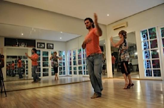 Casa Artista Bali: Dance Studio