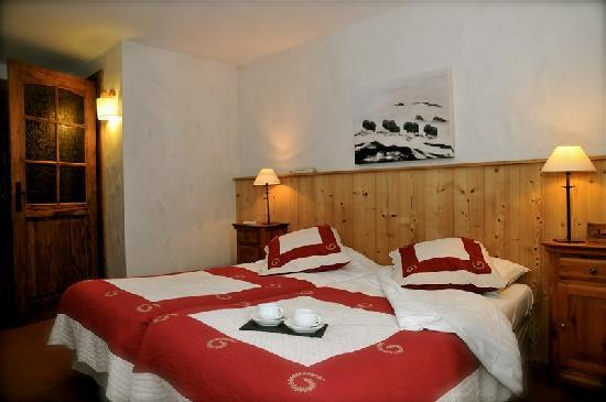 Hotel Bellier : Chambre double