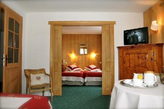 Hotel Bellier : Suite familiale