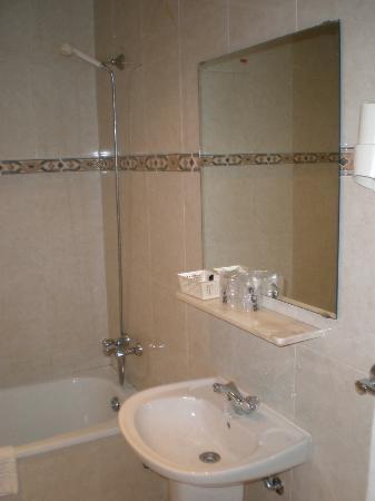 Residencial Horizonte : El baño