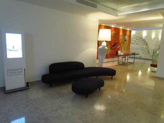 Pestana Cidadela Cascais: Hall