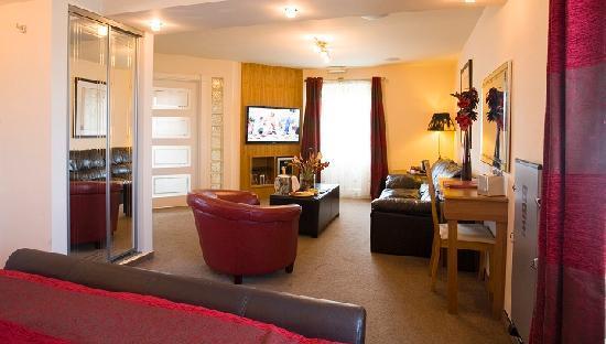 The Gables Hotel: Ailsa Suite