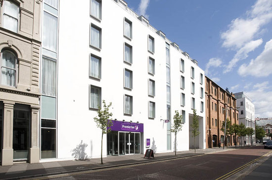 Premier Inn Belfast City Cathedral Quarter Hotel