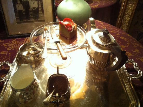 The Victorian Bed and Breakfast: Remnants of Afternoon Tea