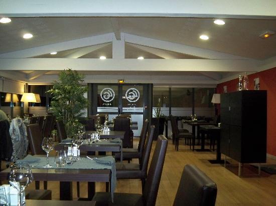 Le Galery: interno del ristorante