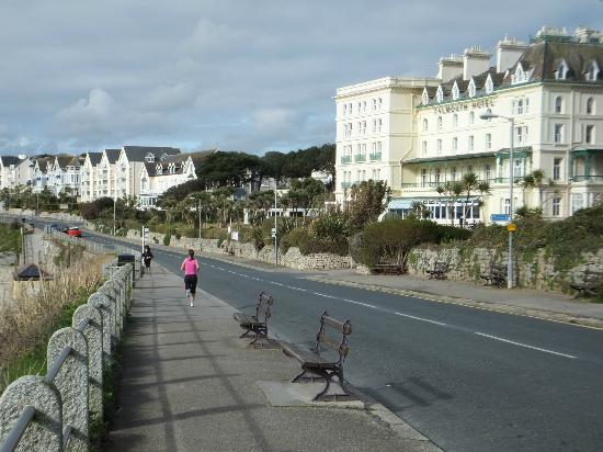 The Falmouth Hotel: Falmouth Hotel on Cliff Road