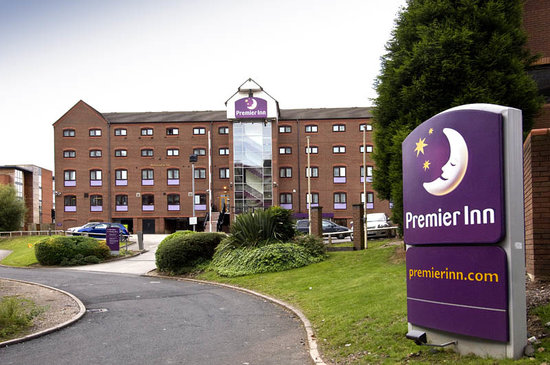 Photo of Premier Inn Birmingham Broad Street (Canal Side) Hotel