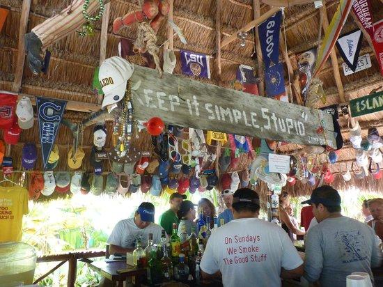 Soggy Peso : Bar