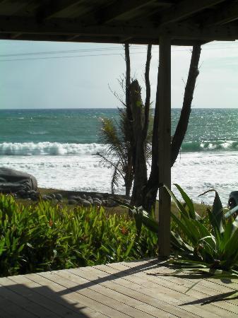 Pagua Bay House Oceanfront Cabanas: Vue Cabana 5