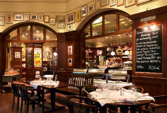 Grünau Hotel: restaurant