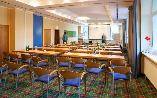 Gruenau Hotel: example for conference and seminar