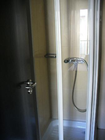 Los Girasoles I Hotel: box doccia