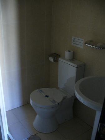 Los Girasoles I Hotel: bagno