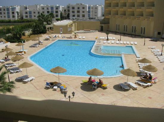 Houda Yasmine Hammamet: Hotel Houda Yasmin Hammamet