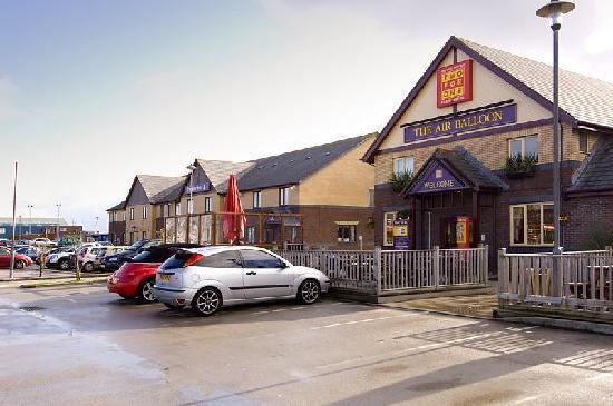 Premier Inn Blackpool Airport Hotel: Premier Inn Blackpool Airport