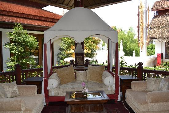 The Dhara Dhevi Chiang Mai: Lobby