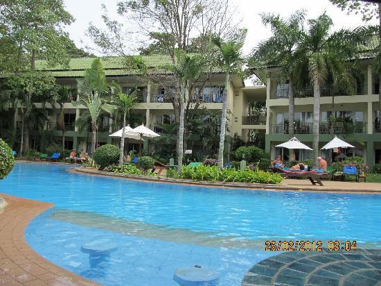 Green Park Resort: green park