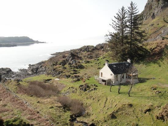 Lagnakeil Highland Lodges: A paradies with a view