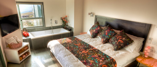 Vered Hagalil Holiday Village Hotel : A suite