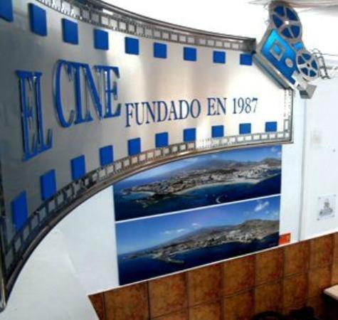 Restaurante El Cine: Restaurante