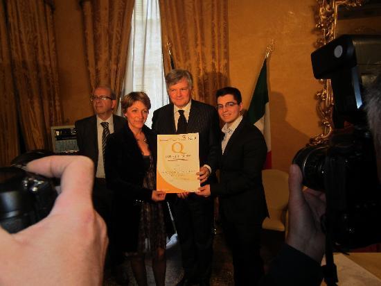 Il Desco: Premio Qualita' 1° Classificato