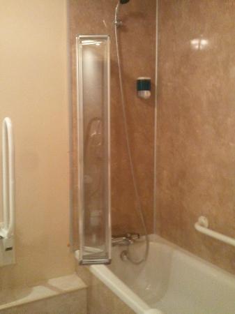 Stay Inn Manchester: Shower...