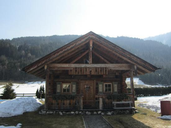 Hotel Bergzeit: Cabin on site