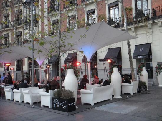 Ramses - Petit: outdoor seating