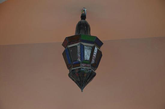 Albakech House: Luminaires